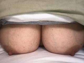 My girlfriends big sexy tits