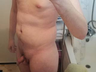 First nude shot.