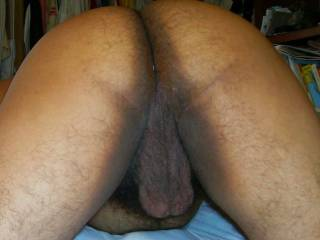 I'd love to lick you from those balls to that yummy asshole.