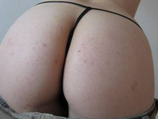 O M G :) love the VIEW got my VOTE, love to remove your thongs with my TEETH n give your pussy n ass my TONGUE COCK n CUM -O_O- xxx