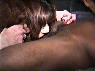 had to fantastic watching her sucking on that black cock