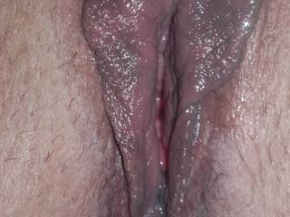 Wife\'s pussy
