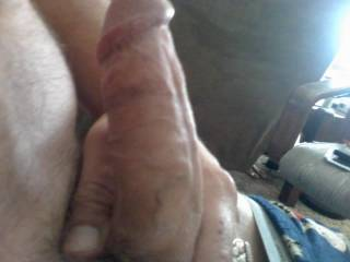 I would love to feel that throb in my pussy
