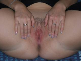 I'd love4 to slide my cock in your pussy!