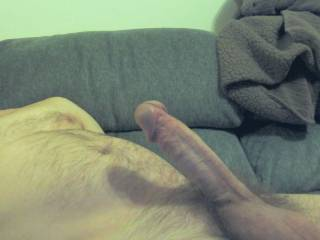 i wish i was enjoying sliding my pussy up n down that hard cock