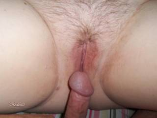 mmmm  can i suck your cock after you take out of wifes pussy ,,, plz