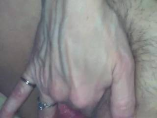 Would love to lick your sexy pussy before and after your hubby done fucking u