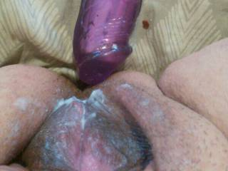Damn you get so fucking wet...I wonder how wet you'd get with a nice cock inside you