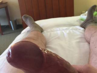 I love stroking my cock.  Anyone want to lend a hand?