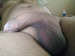 Just woke up ready for fuck