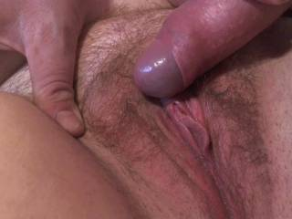 wish that was my cock...or maybe i could add my cock...make it a threesome...we two guys could take it in turns fucking that AWESOME pussy