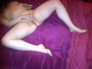 Have a look at mine to see if you like it then you can cum and sit on it