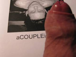 Picture of my cock for aCOUPLEinLOVE