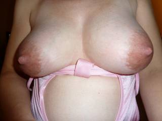 huge swollen milf nipples and tits