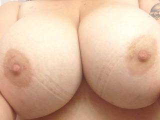 Anyone want to play with my boobs?