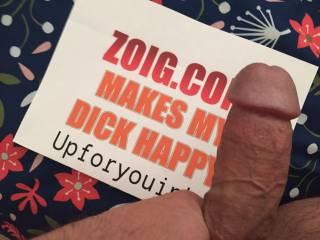 Genuine Zook dick
