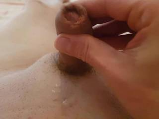 CUM FROM SMALL DICK!!!!!!!!