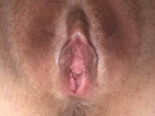 Ready to slide down a long thick cock