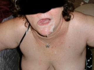 put your fat cock in my mouth.