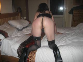 WOW !!! I would LOVE to have the chance to fuck that sweet pussy PLEASE !!! :-)