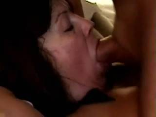 Ex wife taking a load from BBC