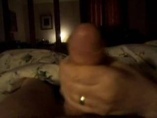 you are so lucky to have a such large dick and your wife must be so happy, she will be very disapointed if she saw my dick so short and fine compare to you, but may be she will find that funny to play with my small dick? tell me?