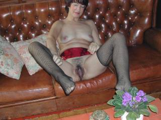 Instant hard on material!! Sexy lady and you are one lucky man!! xxx