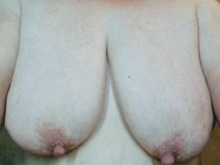 Her wonderful tits and nipples!