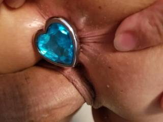 My husband loves my ass jewelry