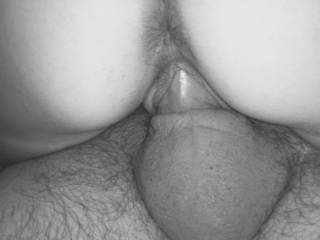 I wish that was my cock , that's where I want to be balls deep in that gorgeous pussy