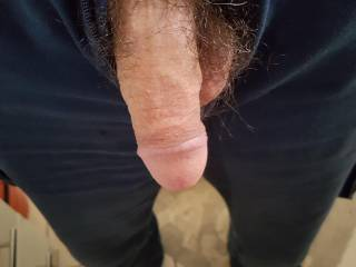 A soft hairy cock what should i do