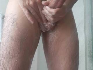 washing my Dick
