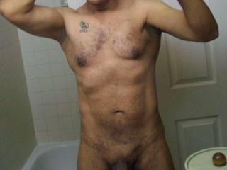 A really nice horny body - compliment !!!!