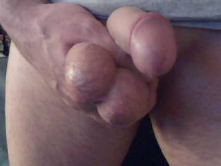 My very Weakness is Sucking Big Balls and Draining them...ahhhhh