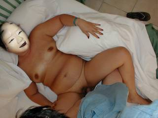 id love to fuck that for an hour then finish blowin my nut all over her mask