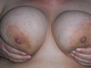 Part 3 And her wonderful Tits... :-)