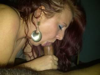 Yuuuuummmmmmm!!!! I love my BF\'s cock, delicious!!!
