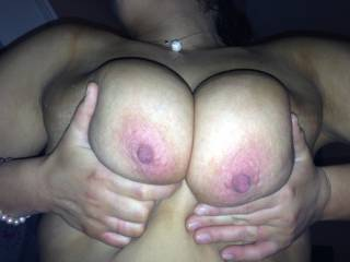 very nice tits they are ,im enjoying looking at them x