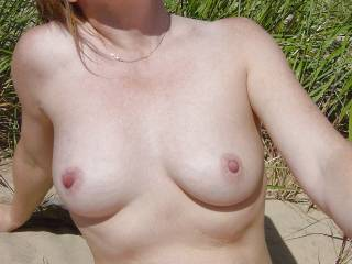 You have some very sexy boobs,love to give them some attention before cum over them xxx