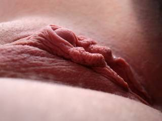Wow Sandra! Amazing pussy! Gorgeous lips! I wanna kiss and lick your beautiful pussy lips and suck your huge clit for hours and hours! May I?