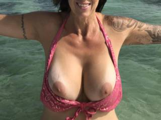 more florida keys picture wife posing for zoig