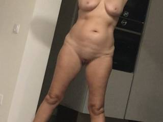 Bbw wife panty pic