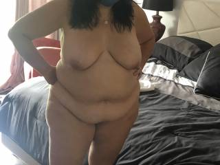 Large body ready to be used