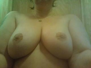 Bet your tits feel great wrapped around a hard cock.