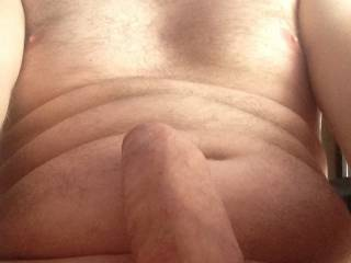 "Yes it does look a "" nice uncut horny dick """