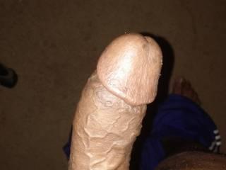 mmmmmm nice big black cock --hope u don't mind my compliment !!