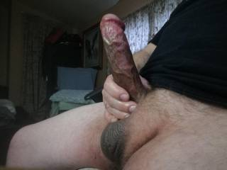 morning fun with a fist full