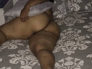 Wife's sweet thick ass