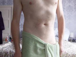Here\'s a body pic, what do you think, naughty or nice?