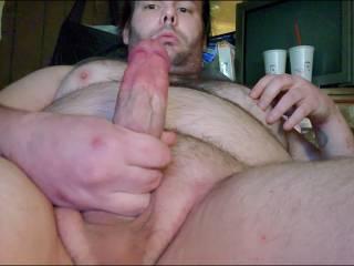 Workin\' Those Nips & Fat Dick